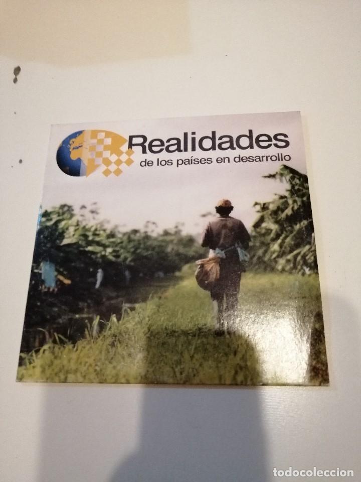 G-OJU32 PC CD ROM REALIDADES DE LOS PAISES EN DESARROLLO (Juguetes - Videojuegos y Consolas - PC)