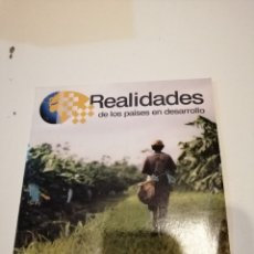 Videojuegos y Consolas: G-OJU32 PC CD ROM REALIDADES DE LOS PAISES EN DESARROLLO. Lote 181225248