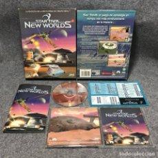 Videojuegos y Consolas: STAR TREK NEW WORLDS PC. Lote 181232876