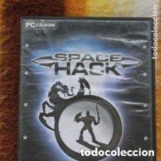 Videojuegos y Consolas: PC CD-ROM SPACE HACK. Lote 181416762