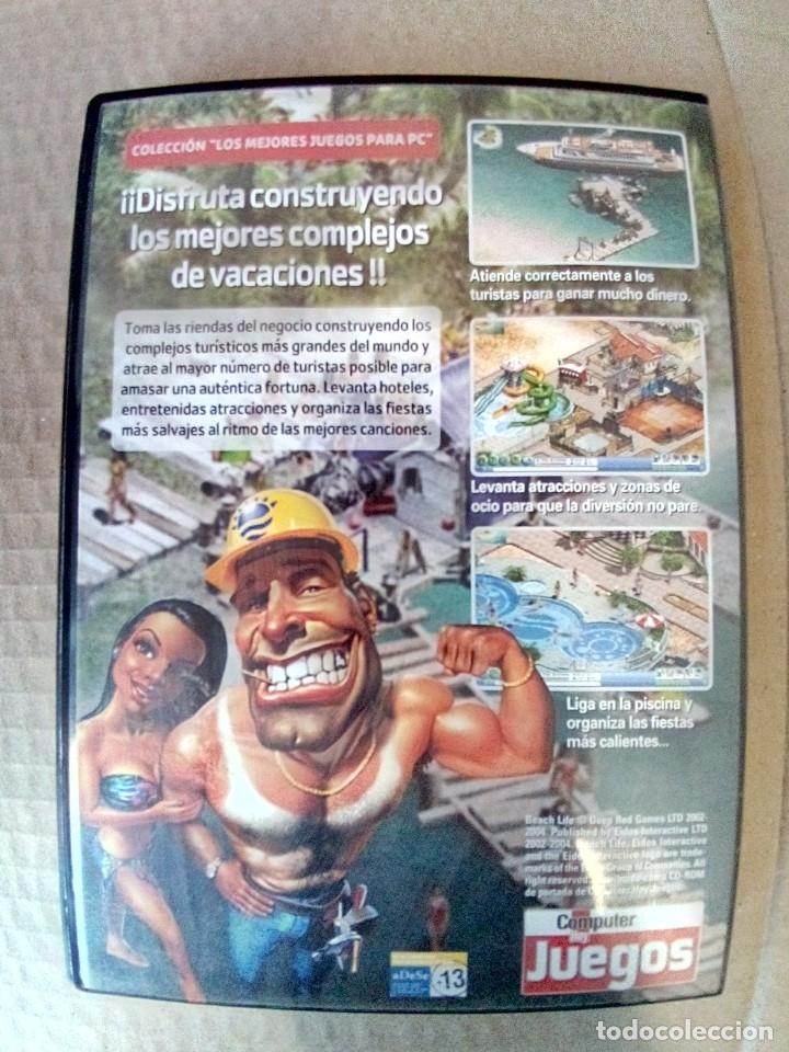 Videojuegos y Consolas: DVD-COMPUTER HOY JUEGOS Nº 23-DVD MUY BUEN ESTADO-VER FOTOS - Foto 2 - 181891141