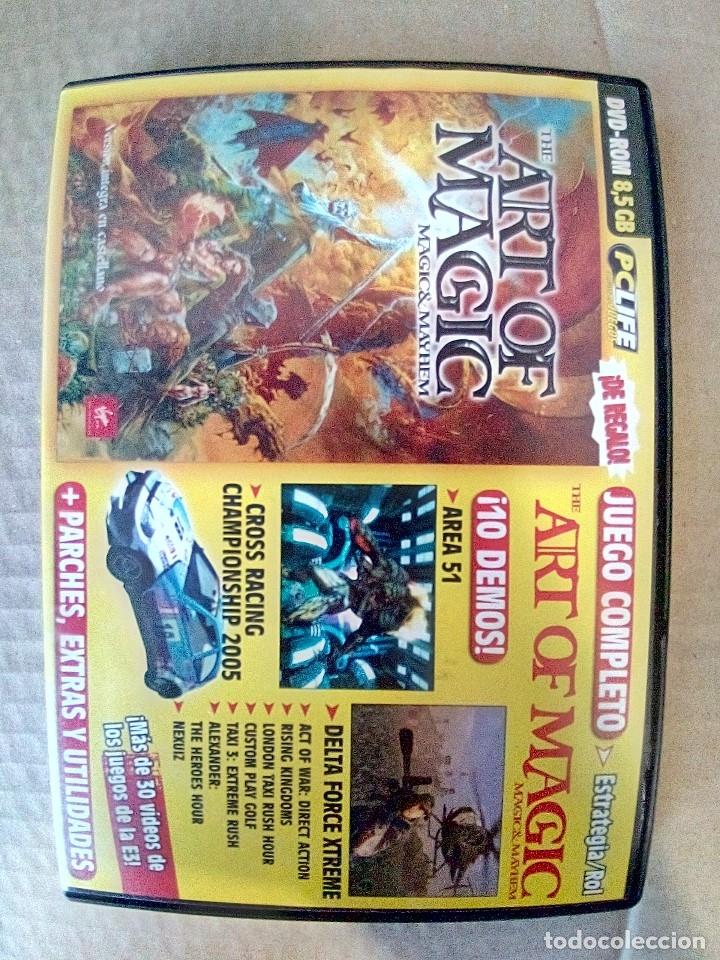 DVD-PCLIFE Nº 5-DVD MUY BUEN ESTADO-VER FOTOS (Juguetes - Videojuegos y Consolas - PC)