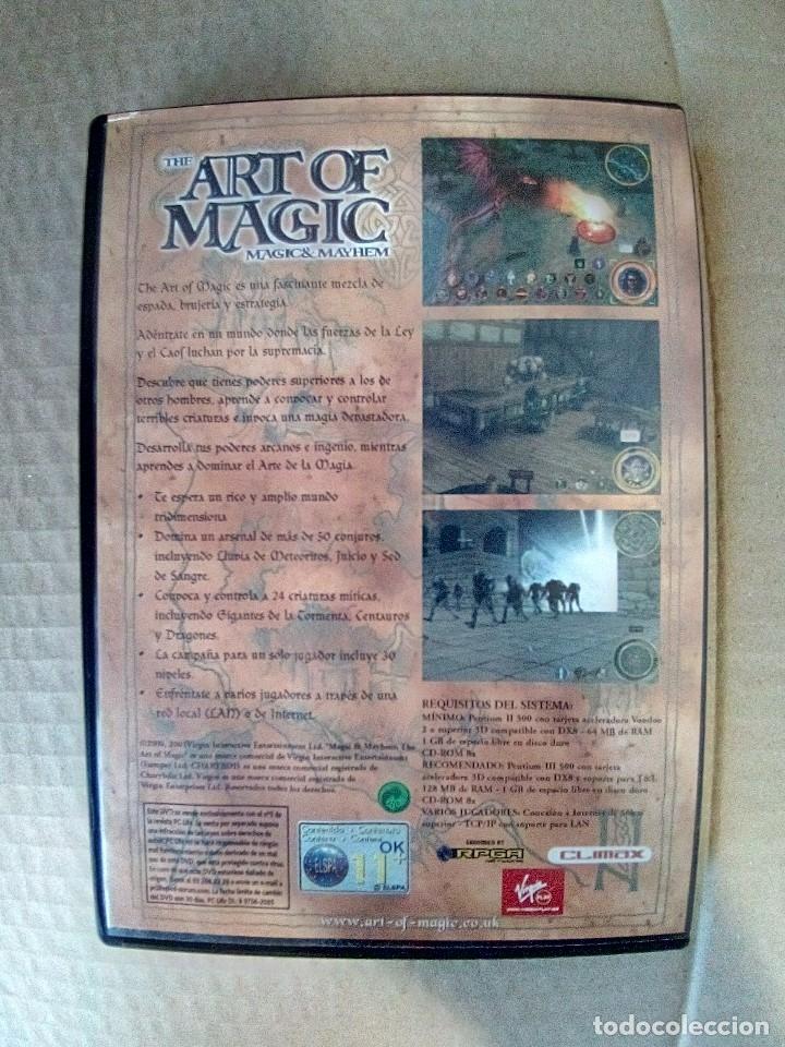 Videojuegos y Consolas: DVD-PCLIFE Nº 5-DVD MUY BUEN ESTADO-VER FOTOS - Foto 2 - 181894693