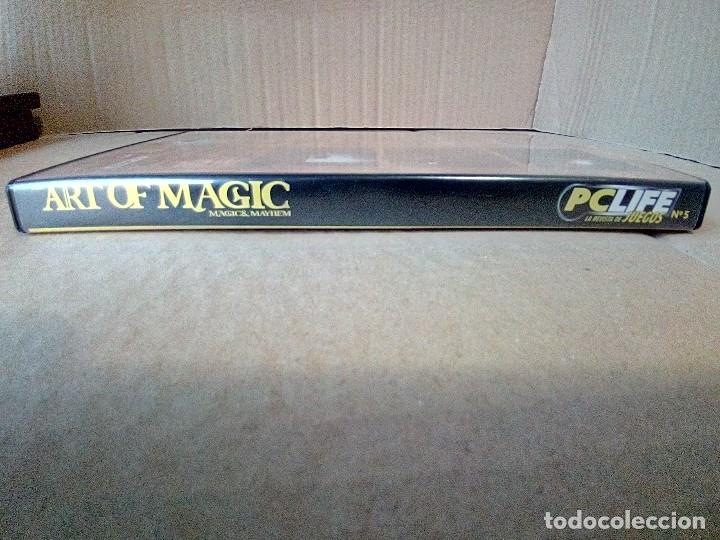 Videojuegos y Consolas: DVD-PCLIFE Nº 5-DVD MUY BUEN ESTADO-VER FOTOS - Foto 3 - 181894693