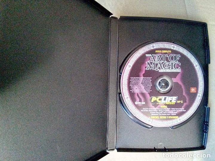 Videojuegos y Consolas: DVD-PCLIFE Nº 5-DVD MUY BUEN ESTADO-VER FOTOS - Foto 4 - 181894693