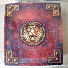 Videojuegos y Consolas: JUEGO AGE OF CONAN HYBORIAN ADVENTURES EDICION COLECCIONISTA-COMPLETO-VER FOTOS. Lote 181903815
