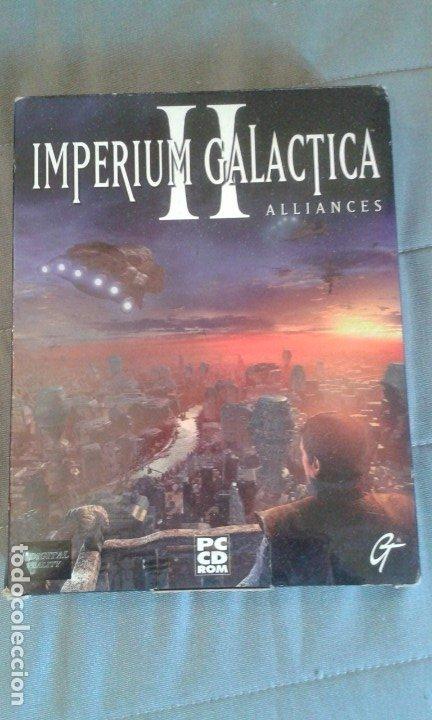 VIDEOJUEGO IMPERIUM GALACTICA II. SIN ESTRENAR. (Juguetes - Videojuegos y Consolas - PC)