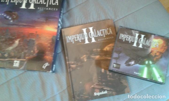 Videojuegos y Consolas: Videojuego Imperium Galactica II. Sin estrenar. - Foto 2 - 182080467