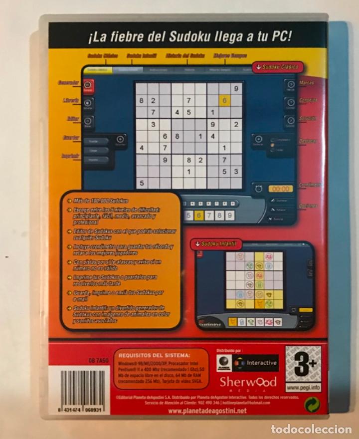 Videojuegos y Consolas: juegos reunidos pi cd-rom 4 dcs, los que se ven en fotos, sudoku, mus, etc... - Foto 7 - 182110862