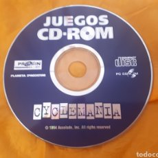 Videojuegos y Consolas: CYCLEMANIA PC CD ROM. Lote 182177553