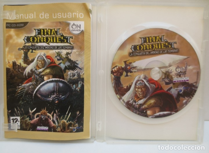 Videojuegos y Consolas: JUEGO PC FINAL CONQUEST - Foto 3 - 182309668