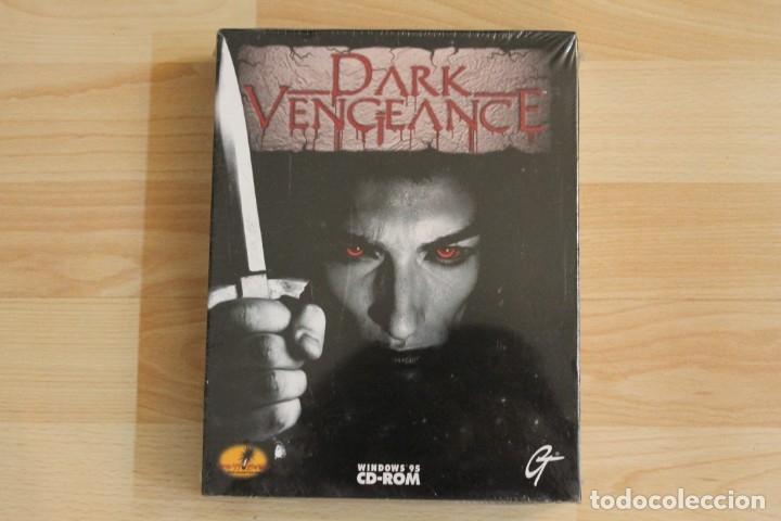 DARK VENGEANCE PC BOX CAJA CARTON PRECINTADO (Juguetes - Videojuegos y Consolas - PC)