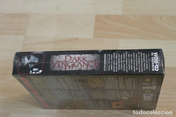 Videojuegos y Consolas: DARK VENGEANCE PC BOX CAJA CARTON PRECINTADO - Foto 2 - 182407338
