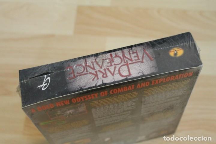 Videojuegos y Consolas: DARK VENGEANCE PC BOX CAJA CARTON PRECINTADO - Foto 3 - 182407338