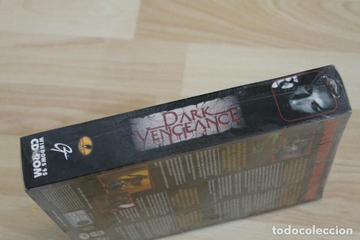 Videojuegos y Consolas: DARK VENGEANCE PC BOX CAJA CARTON PRECINTADO - Foto 4 - 182407338