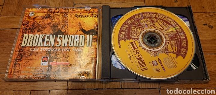 Videojuegos y Consolas: Juego broken SWORD II, pc, original y buen estado - Foto 2 - 182664110