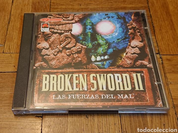 JUEGO BROKEN SWORD II, PC, ORIGINAL Y BUEN ESTADO (Juguetes - Videojuegos y Consolas - PC)