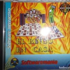 Videojuegos y Consolas: EL BINGO EN CASA. Lote 182706093
