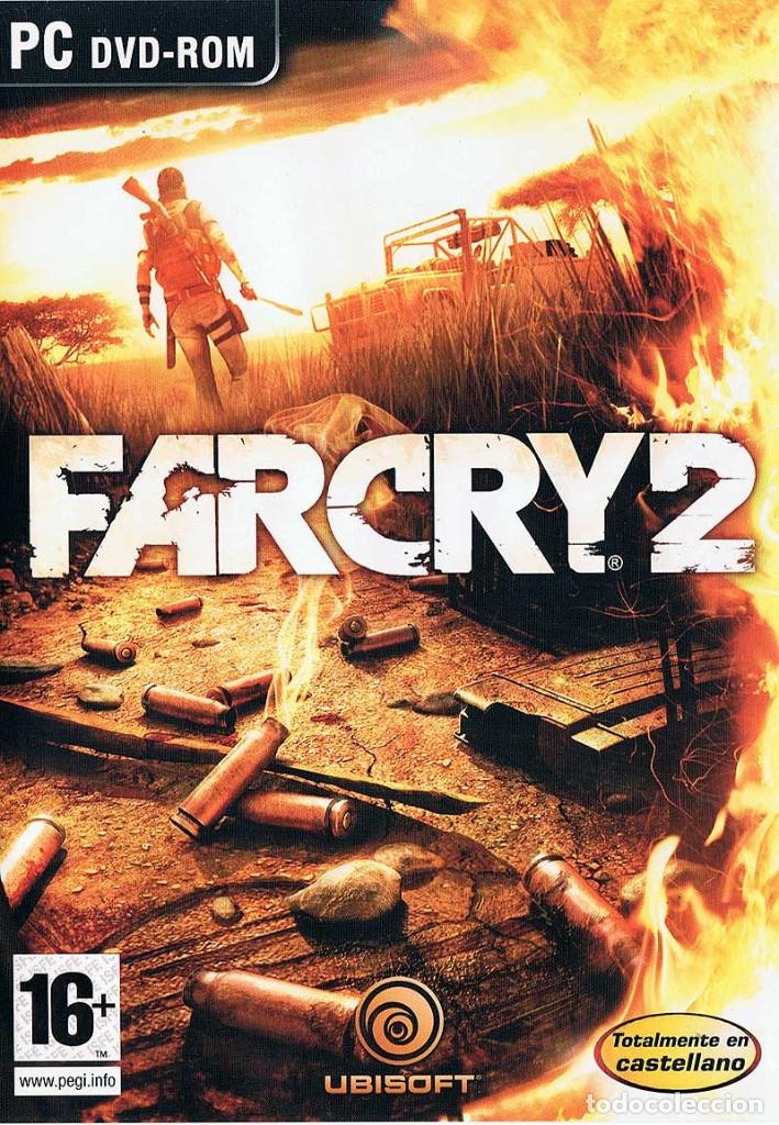 FARCRY 2. PC. UBISOFT (Juguetes - Videojuegos y Consolas - PC)