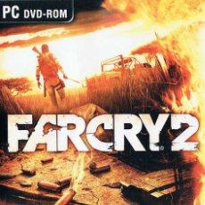 Videojuegos y Consolas: FARCRY 2. PC. UBISOFT. Lote 182920777