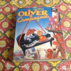 Videojuegos y Consolas: OLIVER Y SU PANDILLA PC. 3 1/2 DISCO . Lote 183018435
