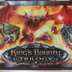 Videojuegos y Consolas: KINGS BOUNTY EDICIÓN COLECCIONISTA. Lote 183523170
