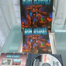 Videojuegos y Consolas: JUEGO PC IRON ASSAULT. Lote 183808012