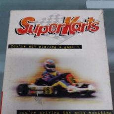 Videojuegos y Consolas: JUEGO PC SUPER KARTS. Lote 183808127