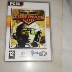 Videojuegos y Consolas: PC CD ROM TIBERIAN SUN. Lote 184361507