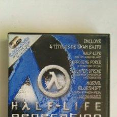 Videojuegos y Consolas: HALF-LIFE GENERATION PC INCLUYE 4 JUEGOS. Lote 184399615