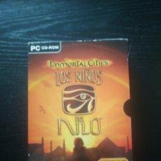 Jeux Vidéo et Consoles: IMMORTAL CITIES LOS NIÑOS DEL NILO DE SEGA AÑO 2004. Lote 184524201