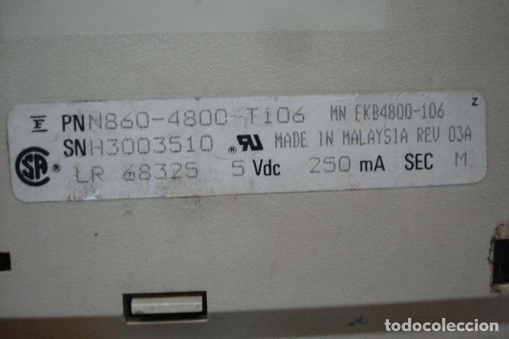 Videojuegos y Consolas: -ANTIGUO TECLADO MECÁNICO CON CONECTOR DIN - Foto 8 - 171538859