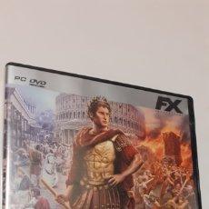 Videojuegos y Consolas: IMPERIUM CIVITAS-PC -DVD. Lote 184896258