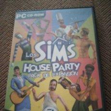Videojuegos y Consolas: PC LOS SIMS HOUSE PARTY. Lote 184961450