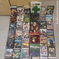 Videojuegos y Consolas: MAGNIFICO LOTE JUEGOS PC MANUALES Y GUIAS TRUCOS. Lote 185695118