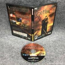 Videojuegos y Consolas: GOTHIC II PC. Lote 185915021