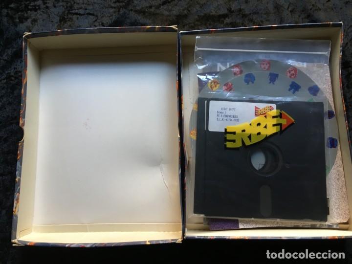 Videojuegos y Consolas: Night Shift [LucasFilms Games - LucasArts] 1990 Erbe Software [PC 5 1/4] en caja - Star Wars - Foto 6 - 186344398