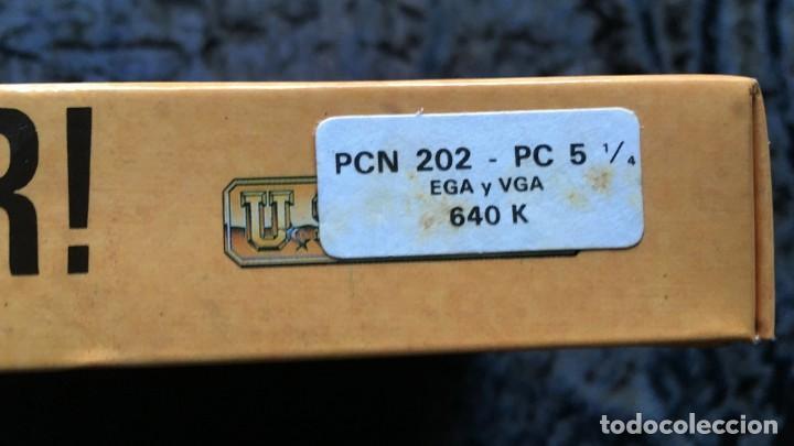 Videojuegos y Consolas: MURDER - ERBE SOFTWARE - U.S. GOLD - [PC 5 1/4] EN CAJA - Foto 3 - 186345607