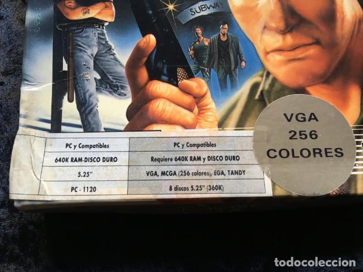 Videojuegos y Consolas: CRIME WAVE - ERBE SOFTWARE - U.S. GOLD - [PC 5 1/4] EN CAJA - Foto 5 - 186347113