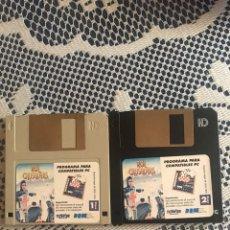 Videojuegos y Consolas: ROL CRUSADERS JUEGO PC 2 DISKETTES. Lote 186357702