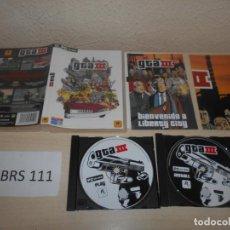 Videojuegos y Consolas: PC - GTA III , EDICION ESPAÑOLA , COMPLETO. Lote 187415310
