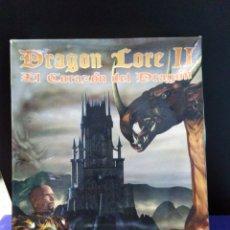 Videojuegos y Consolas: DRAGÓN LORE II EL CORAZÓN DEL DRAGÓN. Lote 188436787