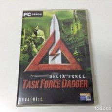 Videojuegos y Consolas: DELTA FORCE TASK FORCE DAGGER. Lote 188578953