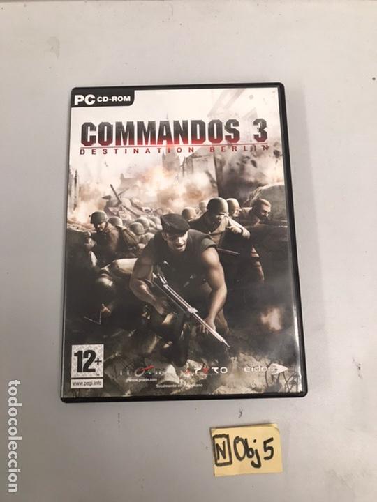 COMMANDOS 3 JUEGO DE PC (Juguetes - Videojuegos y Consolas - PC)