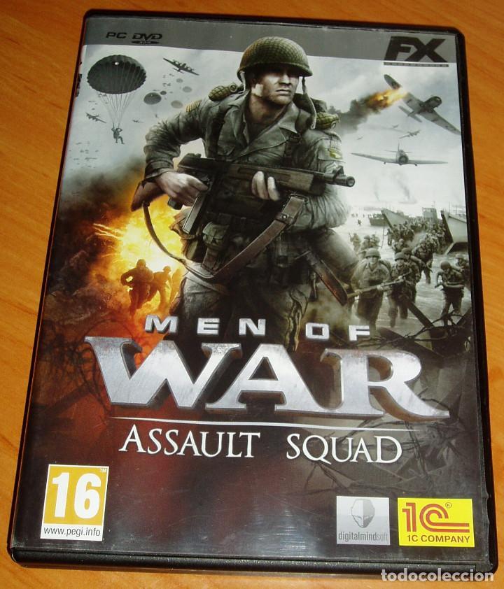 MEN OF WAR ASSAULT SQUAD JUEGO PC DVD (Juguetes - Videojuegos y Consolas - PC)