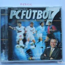 Videojuegos y Consolas: PC FÚTBOL 7 TEMPORADA 98/99 DINAMIC. Lote 189908070