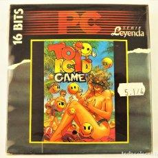 Videojuegos y Consolas: JUEGO PC TOI ACID DISCO 5/14 16 BITS. Lote 190384291