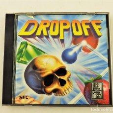 Videojuegos y Consolas: PC JUEGO DROP OFF DE TURBO GRAFX (NEC) . Lote 190435872