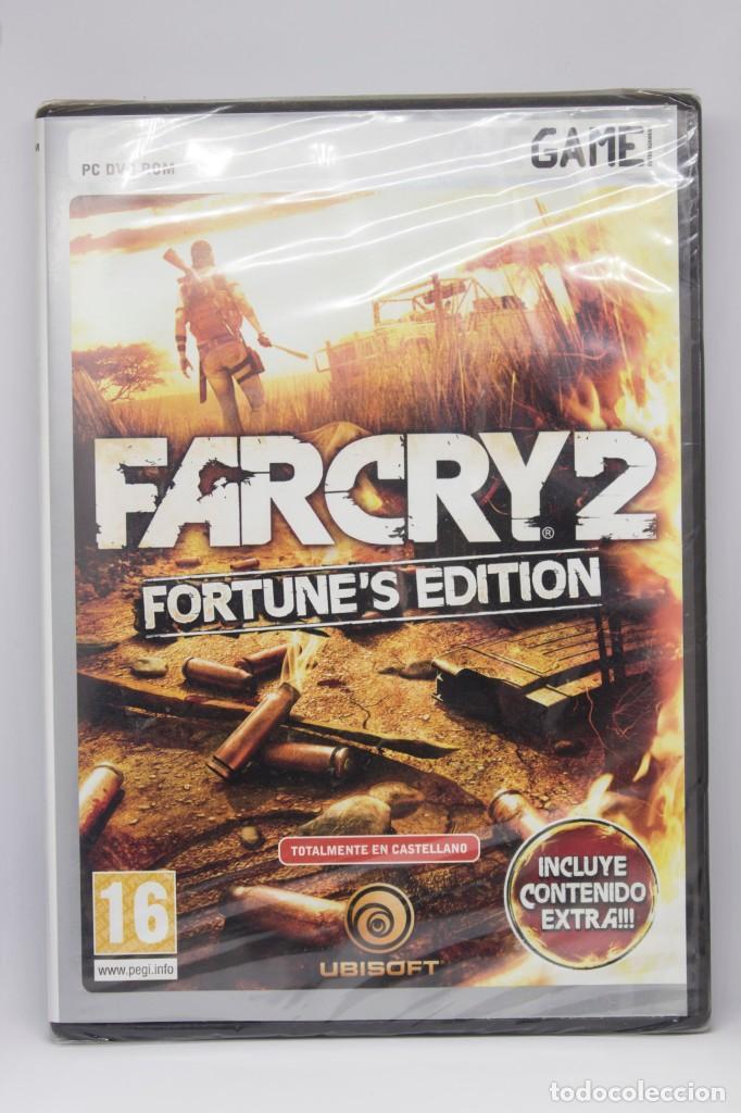 FARCRY 2 FORTUNES EDITION PRECINTADO PC (Juguetes - Videojuegos y Consolas - PC)