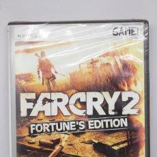 Videojuegos y Consolas: FARCRY 2 FORTUNES EDITION PRECINTADO PC. Lote 190483558